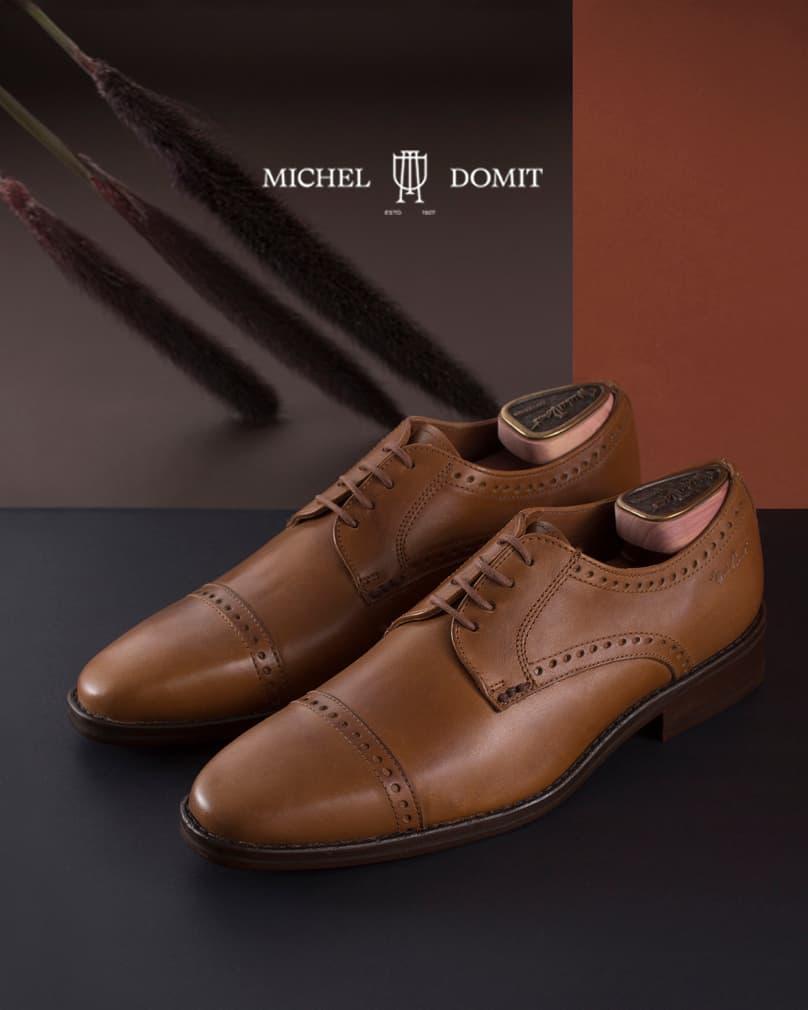 Zapatos Bostonianos Michel Domit
